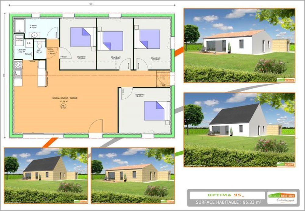 Vente Maison Vente Maison à Saint-Hilaire-de-Riez 254 600 ¤  à Saint-hilaire-de-riez