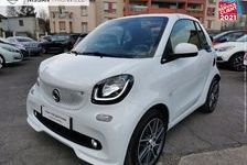 Smart ForTwo 90ch Brabus style twinamic Caméra GPS 2019 occasion Thionville 57100