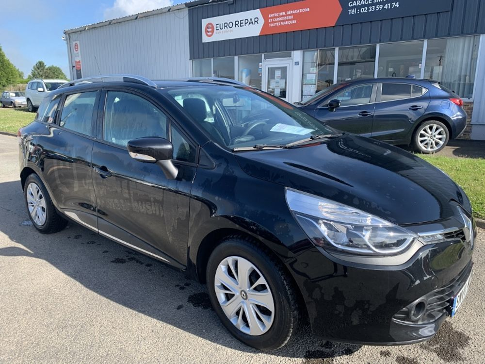 Clio IV 1.5 DCI 75CH ENERGY BUSINESS ECO² EURO6 2015 2016 occasion 50720 Barenton