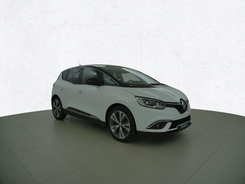 Scénic 1.5 dCi 110ch energy Intens 2017 occasion 72100 Le Mans