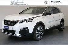 Peugeot 3008 HYBRID4 300ch GT e-EAT8 2020 occasion Haguenau 67500