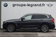 X3 xDrive20dA 190ch Luxury 2021 occasion 72100 Le Mans