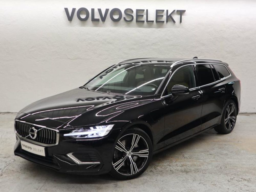 V60 T8 Twin Engine 303 + 87ch Inscription Luxe Geartronic 2019 occasion 91200 Athis-Mons