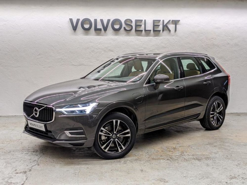 XC60 T8 Twin Engine 320 + 87ch Business Geartronic 2017 occasion 91200 Athis-Mons