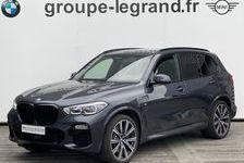 BMW X5 xDrive45eA 394ch M Sport 17cv 2021 occasion Le Mans 72100
