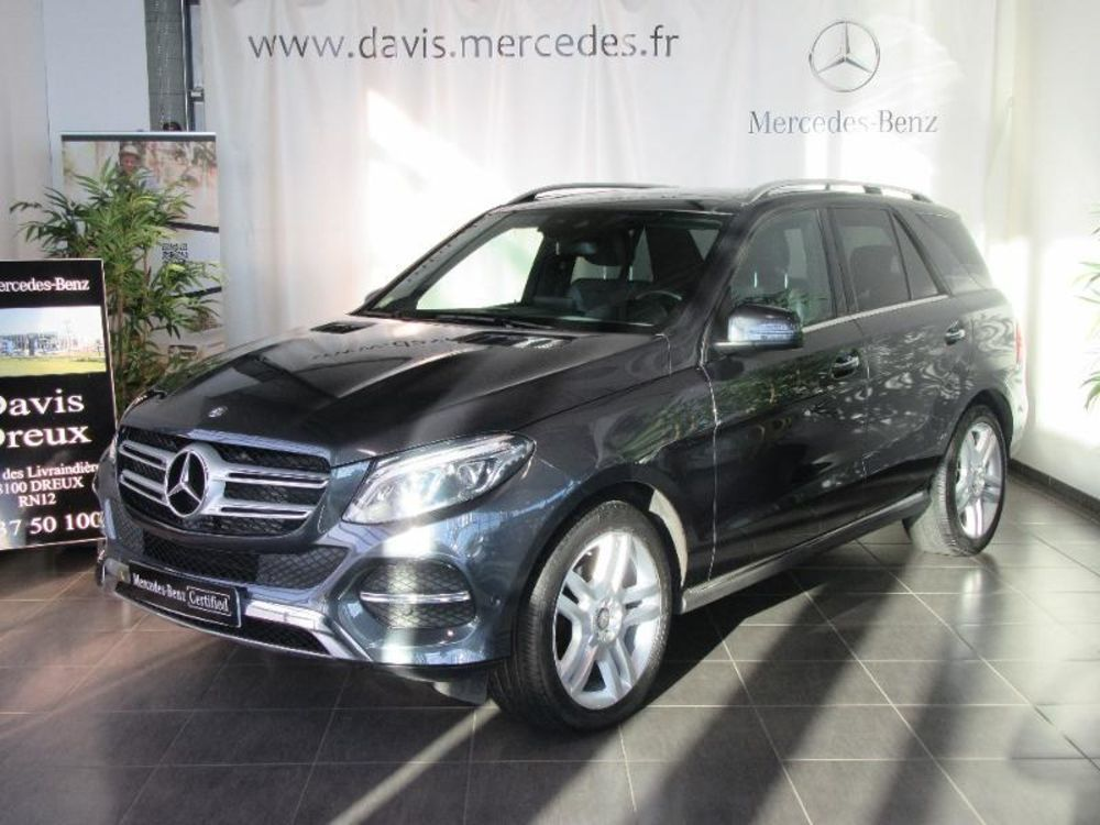 Classe GLE 350 d 258ch Fascination 4Matic 9G-Tronic 2016 occasion 28100 Dreux