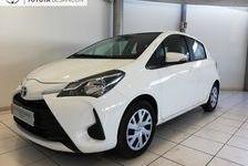 Toyota Yaris 70 VVT-i France 5p MY19 Clim Bluetooth 2019 occasion Besançon 25000