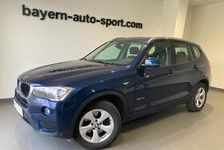 BMW X3 sDrive18dA 150ch Business 2017 occasion Coudekerque-Branche 59210