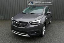 Opel Crossland X 1.2 Turbo 110ch Elegance Euro 6d-T 2020 occasion Cerisé 61000
