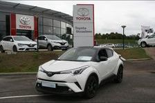 Toyota C-HR 122h Graphic 2WD E-CVT 2019 occasion Limoges 87000