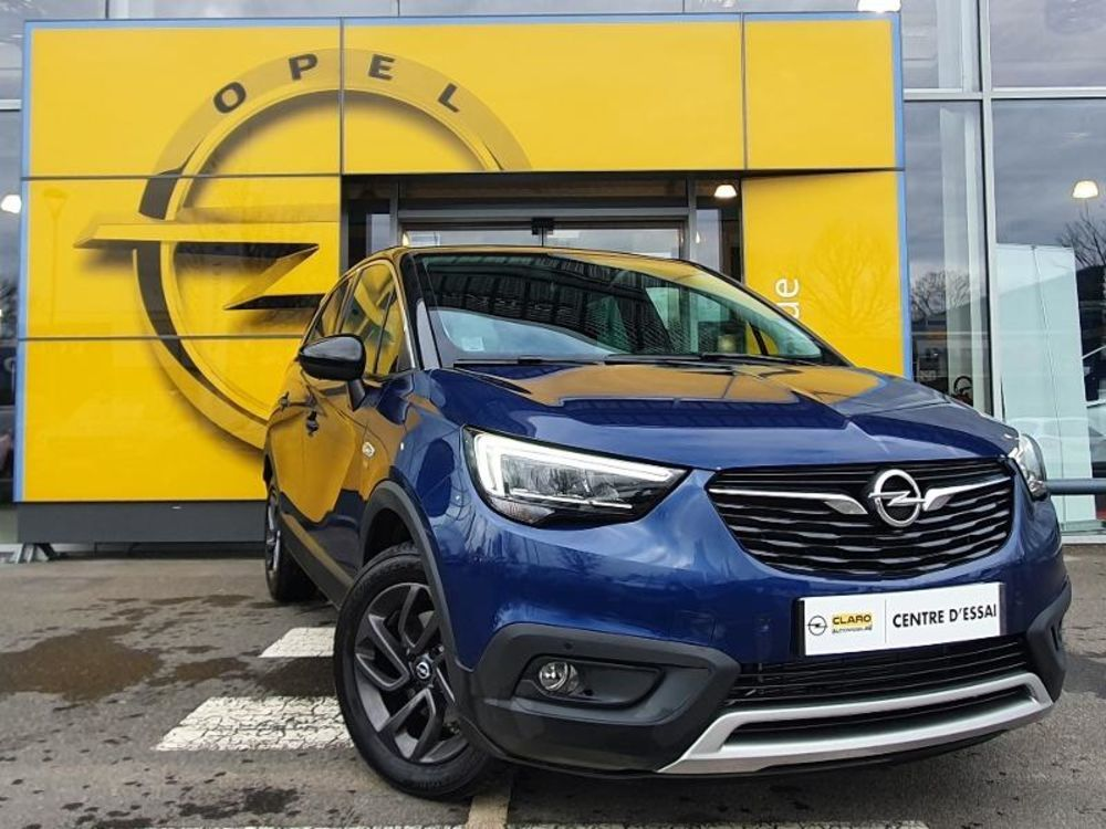 Crossland X 1.5 D 120ch Opel 2020 BVA Euro 6d-T 2020 occasion 85300 Challans