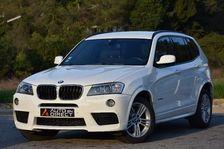 BMW X3 (F25) XDRIVE20DA 184CH SPORT DESIGN 2012 occasion Mougins 06250