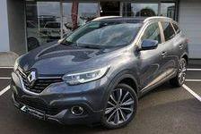 Renault Kadjar 1.2 TCe 130ch energy Intens 2016 occasion Cesson-Sévigné 35510