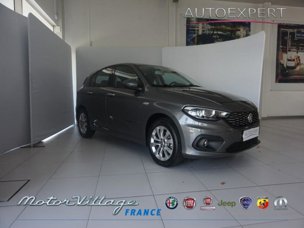 Tipo 1.6 MultiJet 120ch EASY S/S DCT MY20 5p 2020 occasion 69200 Vénissieux