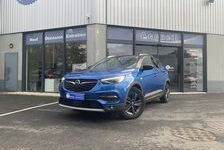 Opel Grandland x 1.2 TURBO 130CH DESIGN LINE 120 ANS 2019 occasion Orvault 44700