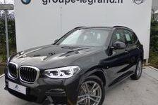 BMW X3 sDrive18dA 150ch M Sport 2021 occasion Laval 53000