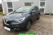 Renault Kadjar 1.5 dCi 110ch energy Intens GPS Camera Feu LED 1ere main 2017 occasion Sélestat 67600