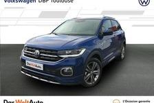 Volkswagen T-Cross 1.0 TSI 115ch R-Line DSG7 2020 occasion Toulouse 31100