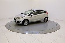 Ford Fiesta 1.25 82ch Edition 5p 2017 occasion Cholet 49300
