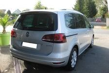 Sharan 2.0 TDI 184CH BLUEMOTION TECHNOLOGY CARAT DSG6 2015 occasion 72310 Bessé-sur-Braye
