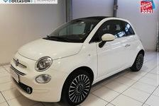 Fiat 500 1.2 8v 69ch Eco Pack Lounge 2018 occasion Franois 25770