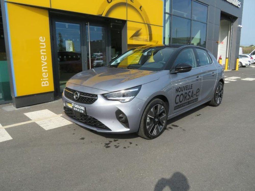 Corsa e-Elégance Batterie 50Kw (TAR) (2020A) 2021 occasion 35760 Saint-Grégoire