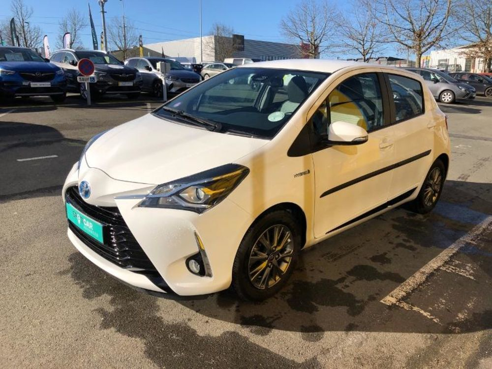 Yaris 100h Chic 5p 2018 occasion 53000 Laval