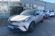 Toyota C-HR 122h Graphic 2WD E-CVT 2018 occasion Thionville 57100