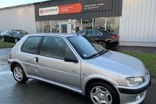 Peugeot 106 1.4 QUIKSILVER 3P 1999 occasion Barenton 50720
