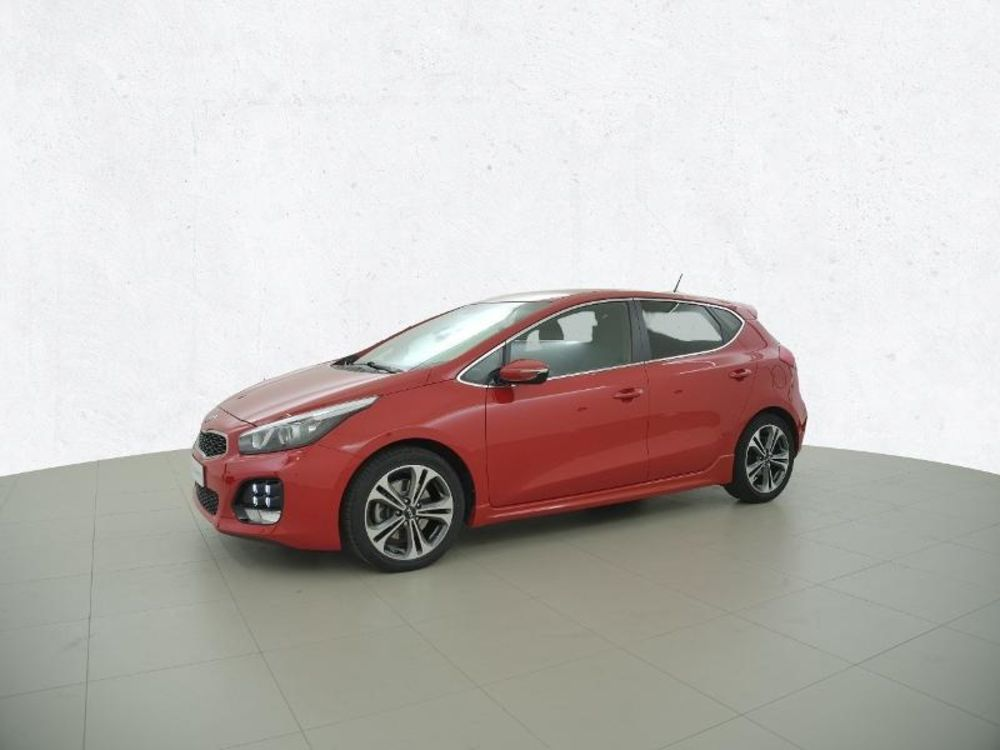 Ceed 1.6 CRDi 136ch ISG GT Line 2016 occasion 28630 Nogent-le-Phaye