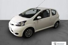 Aygo 1.0 VVT-i 68ch Connect Euro5 3p 2011 occasion 27300 Bernay