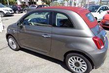 Fiat 500 1.2 8V 69CH ECO PACK LOUNGE EURO6D 2019 occasion Cannes La Bocca 06150