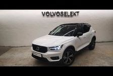 Volvo XC40 D3 AdBlue 150ch R-Design Geartronic 8 2021 occasion Athis-Mons 91200