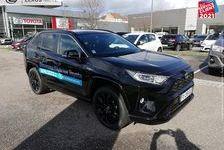 RAV 4 Hybride 218ch Black Edition 2WD MY21 2021 occasion 57050 Metz