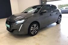 Peugeot 208 1.5 BlueHDi 100ch S&S Allure Pack 2021 occasion Redon 35600