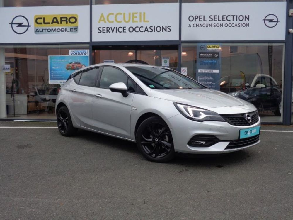 Astra 1.5 D 122ch Ultimate BVA 120g 2020 occasion 49000 Angers