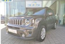 Jeep Renegade 1.6 MultiJet 120ch Limited 4X2 BVR6 SOUS ARGUS 2019 occasion Bischheim 67800