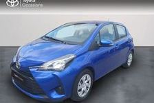 Toyota Yaris 70 VVT-i France Connect 5p MY19 2019 occasion Aubagne 13400