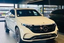 Mercedes EQC 400 408ch AMG Line 4Matic 2021 occasion Metz 57070