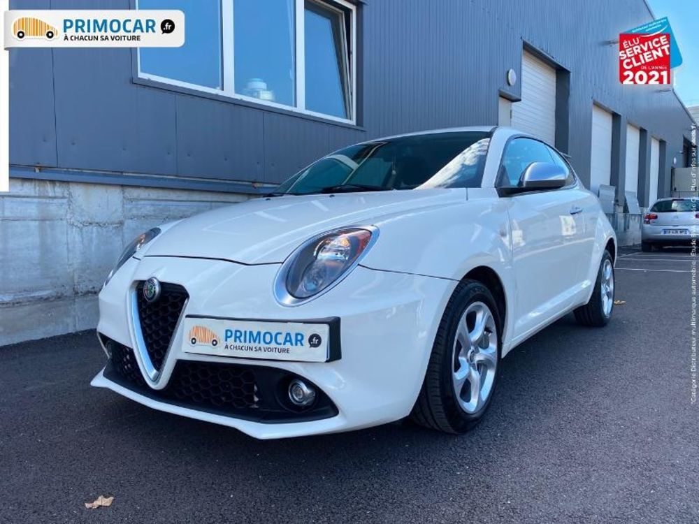Mito 1.3 JTDm 95ch Super Pack Business Stop&Start 2016 occasion 67200 Strasbourg