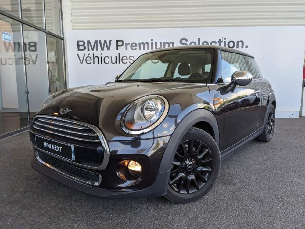 Cooper 136ch Pack Chili 2014 occasion 49070 Beaucouzé