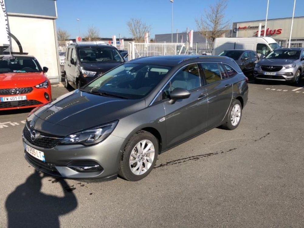 Astra 1.5 D 122ch Elegance Business 2020 occasion 44700 Orvault