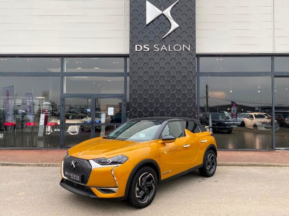 DS3 PureTech 155ch Grand Chic Automatique 119g 2019 occasion 28500 Vernouillet