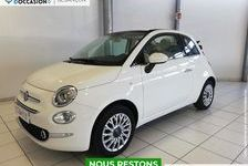 Fiat 500 1.2 8v 69ch Lounge 2017 occasion Franois 25770