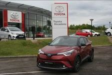 Toyota C-HR 122h Collection 2WD E-CVT RC18 2018 occasion Limoges 87000
