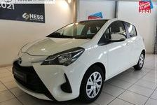 Toyota Yaris 70 VVT-i France Connect 5p Camera Bluetooth 1ere main 2020 occasion Besançon 25000