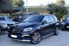 Mercedes Classe M (W166) 63 AMG 7G-TRONIC + 2013 occasion Villeneuve-Loubet 06270