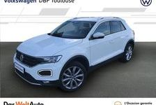 Volkswagen T-ROC 1.6 TDI 115ch Carat Euro6d-T 2018 occasion Toulouse 31100
