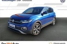 Volkswagen T-Cross 1.6 TDI 95ch Carat DSG7 2019 occasion Toulouse 31100