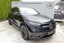 Mercedes EQC 400 408ch AMG Line 4Matic 2020 occasion Épinal 88000